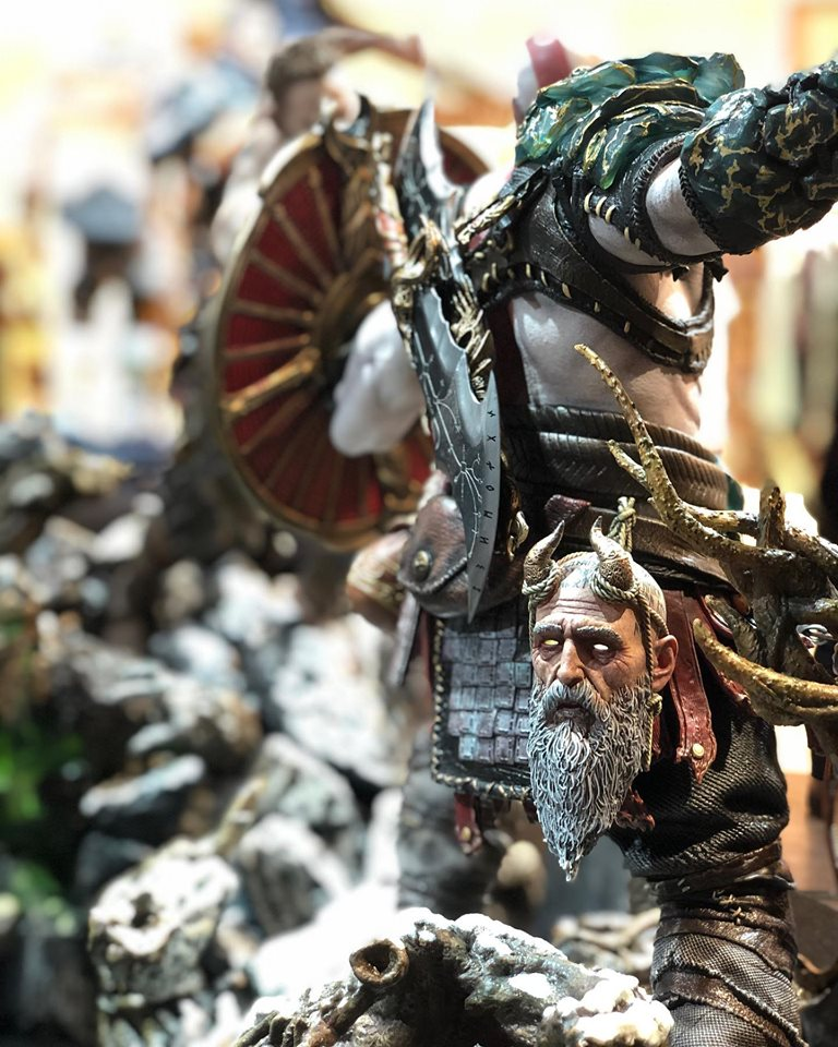 Prime 1 Studio God of War and Devil May Cry 5 Statues Revealed