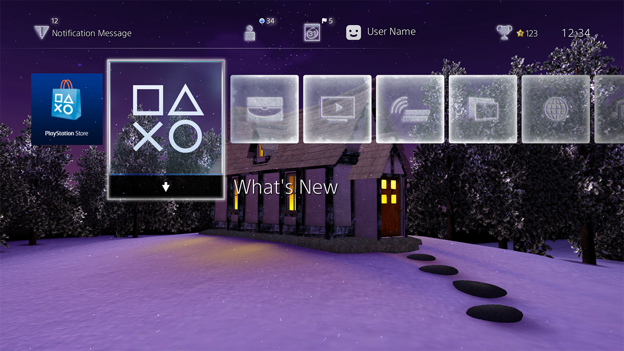 Check Out These Awesome PS4 Custom Themes by Truant Pixel
