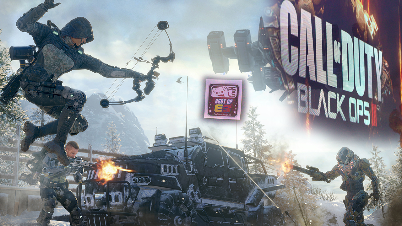 Call of Duty Black Ops 3