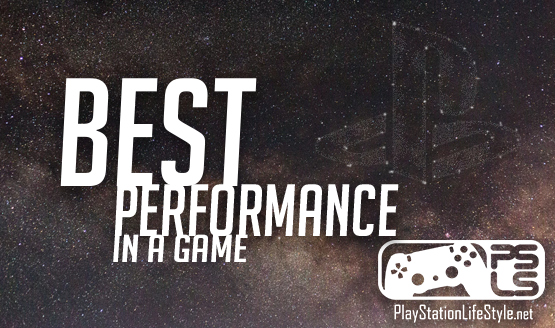 Best Performance in a Game Nominees