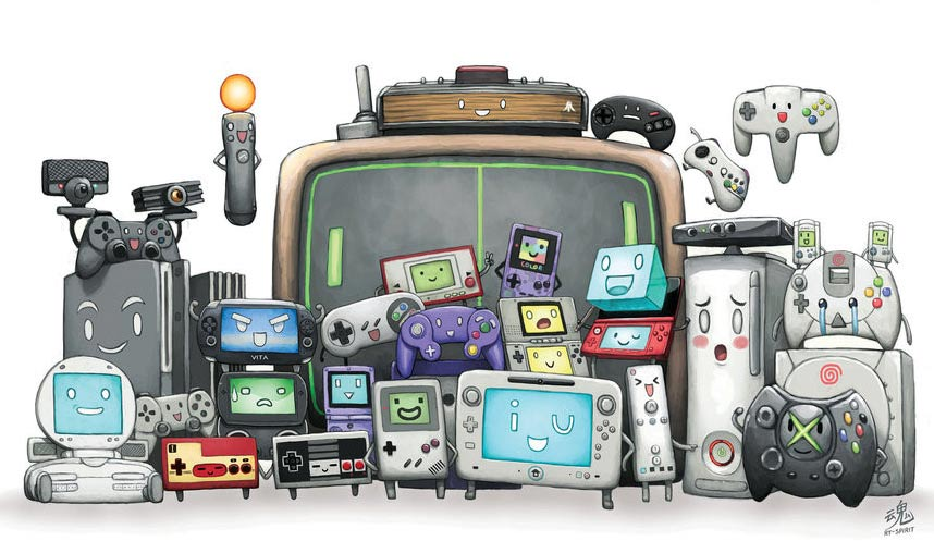 Play Games on Other Consoles