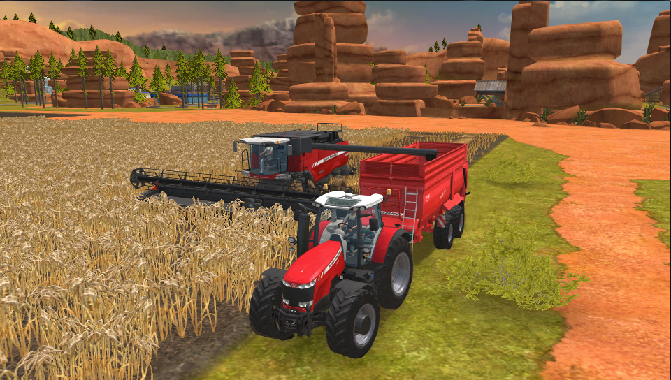 Farming Simulator VR
