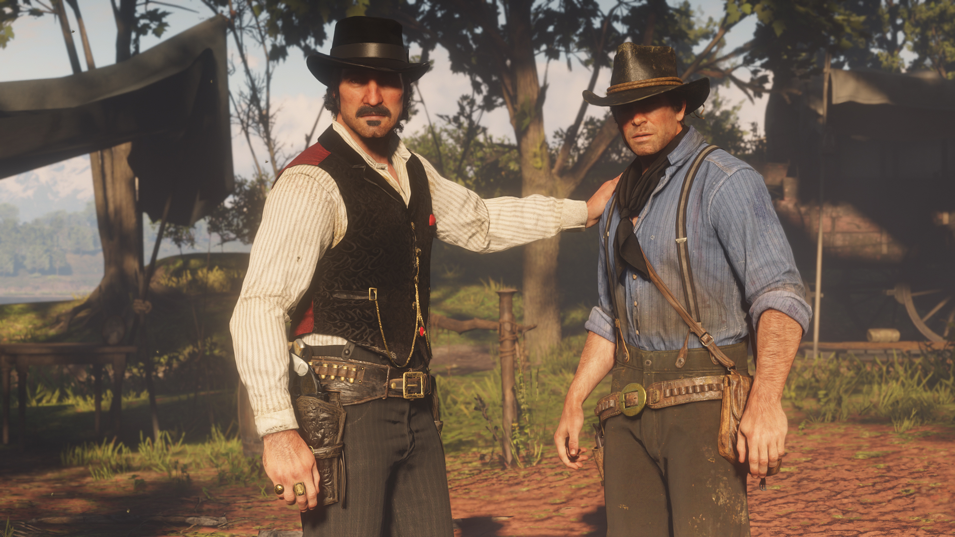 Red Dead Redemption 2 Mexico Reached via Glitch