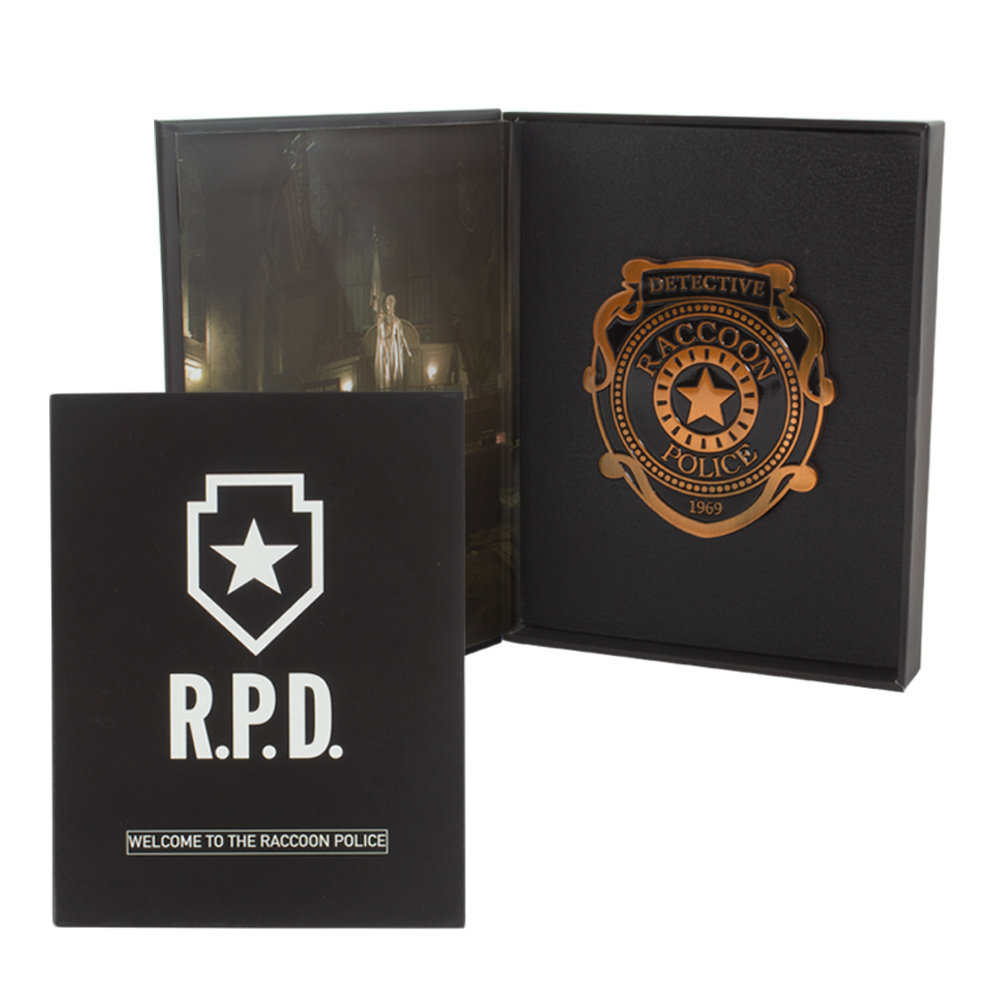 Resident Evil 2 Collectible Pin