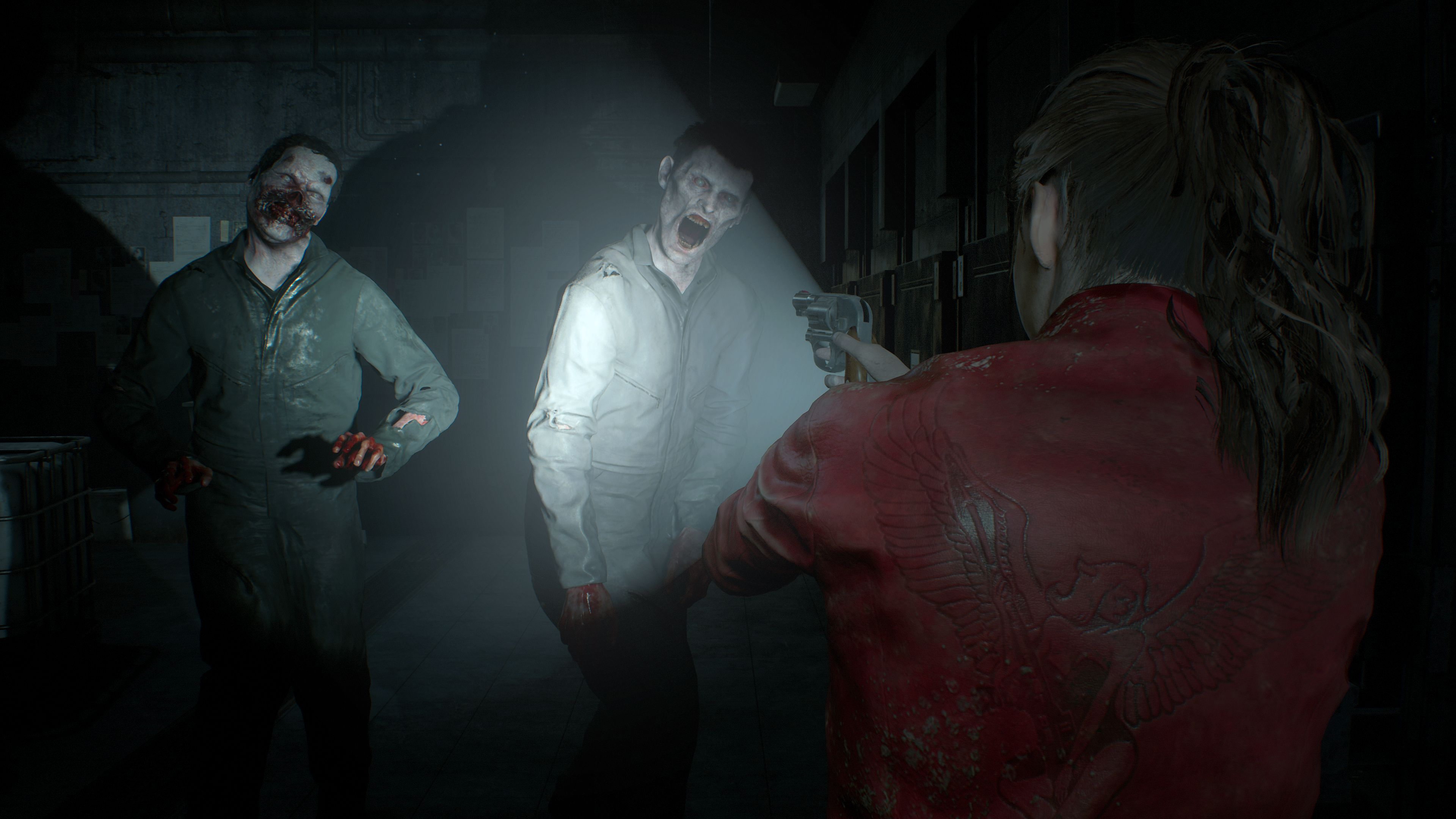 The Resident Evil 2 Remake File Size Weighs Just Over 21GB