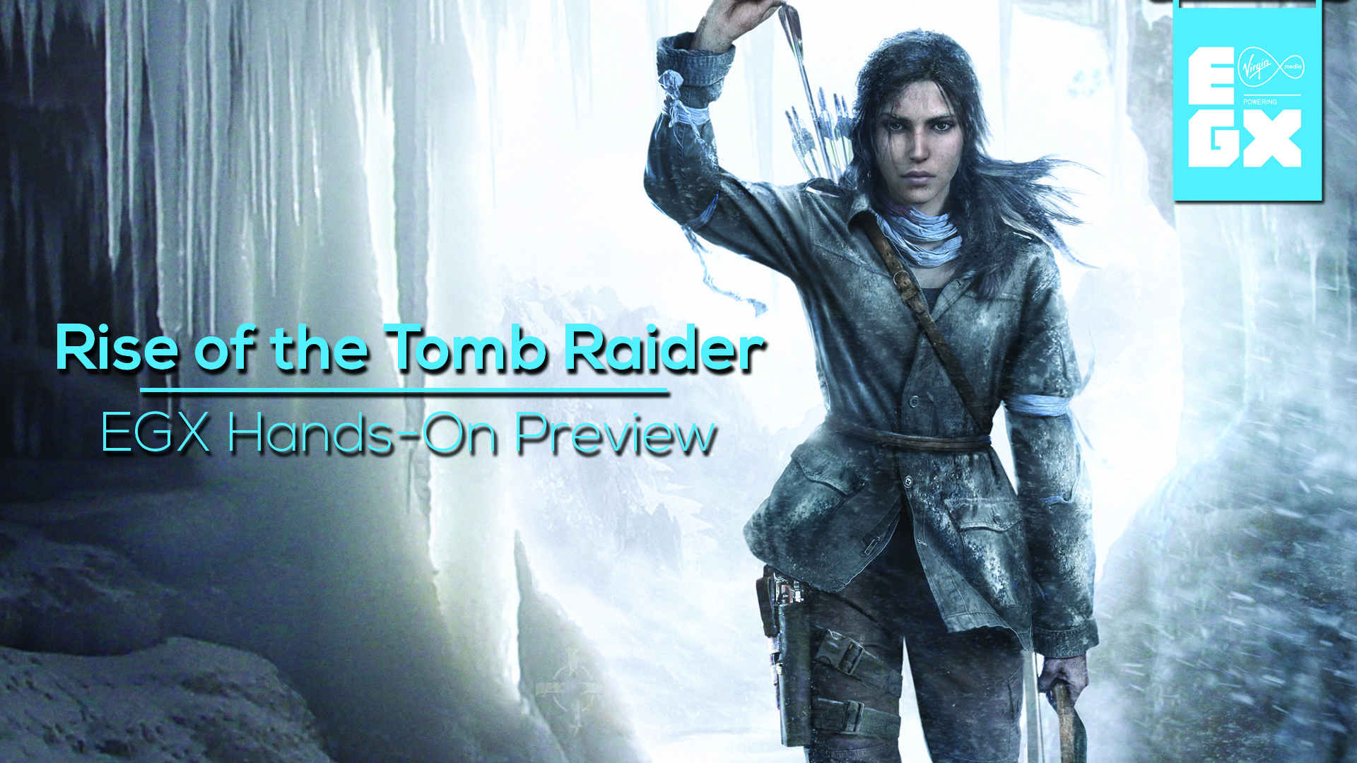 Rise of the Tomb Raider (Hands-On Preview)
