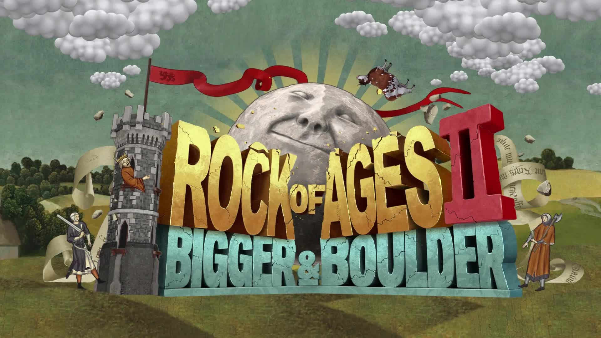 The Art, History, and Mythology in Rock of Ages 2