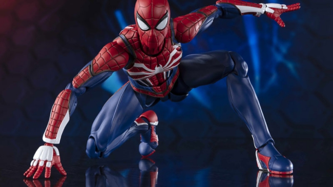 Here's Yet Another Spider-Man PS4 Figure to Add to the Collection