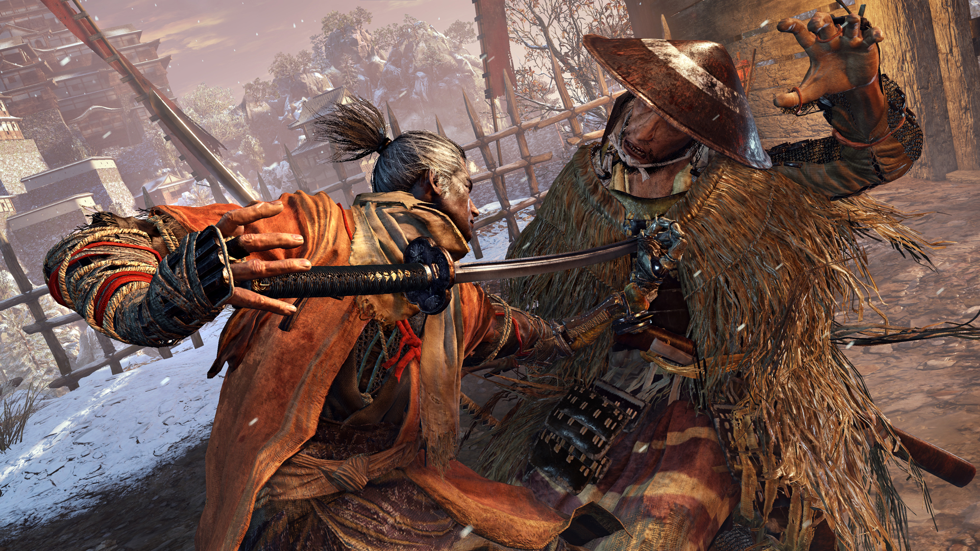 Sekiro: Shadows Die Twice E3 2018 Screens