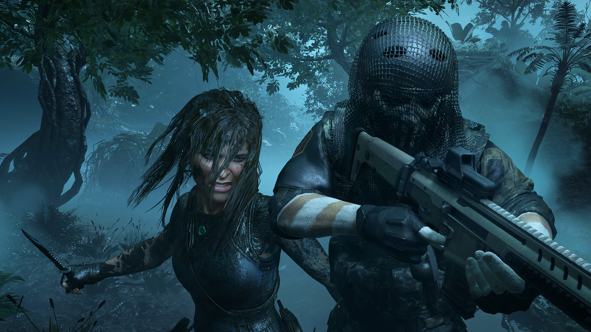 Shadow Of The Tomb Raider Gameplay Trailer Shows Combat Variety