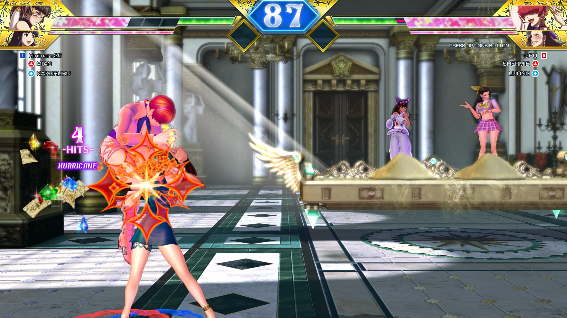 SNK HEROINES Tag Team Frenzy_20180904003334