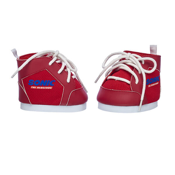 Sonic the Hedgehog Shoes - $9.50