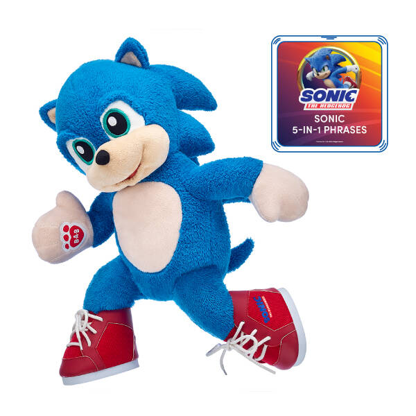 Sonic the Hedgehog Gift Set with Sound - $45.50
