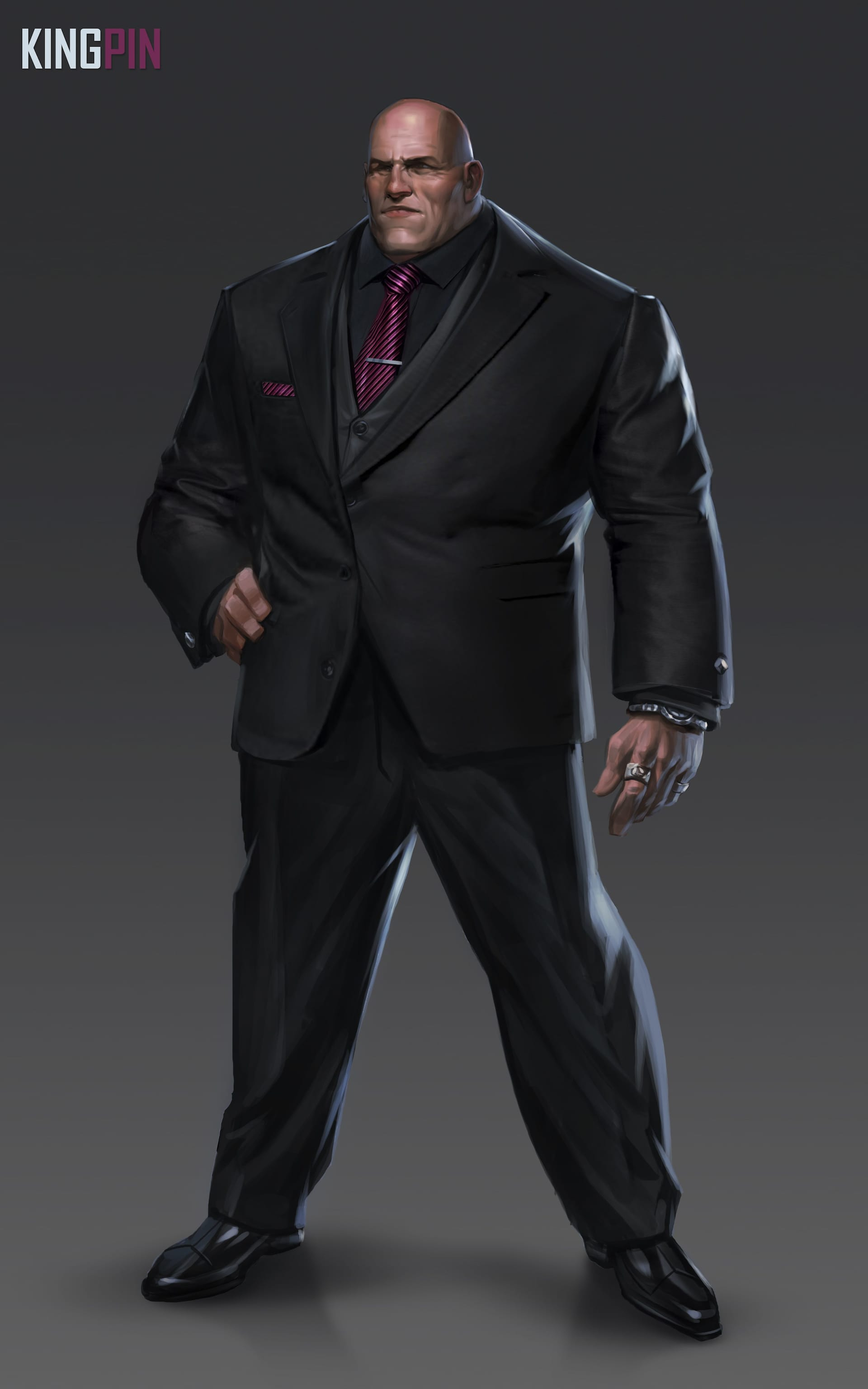 Spiderman - Kingpin Concept
