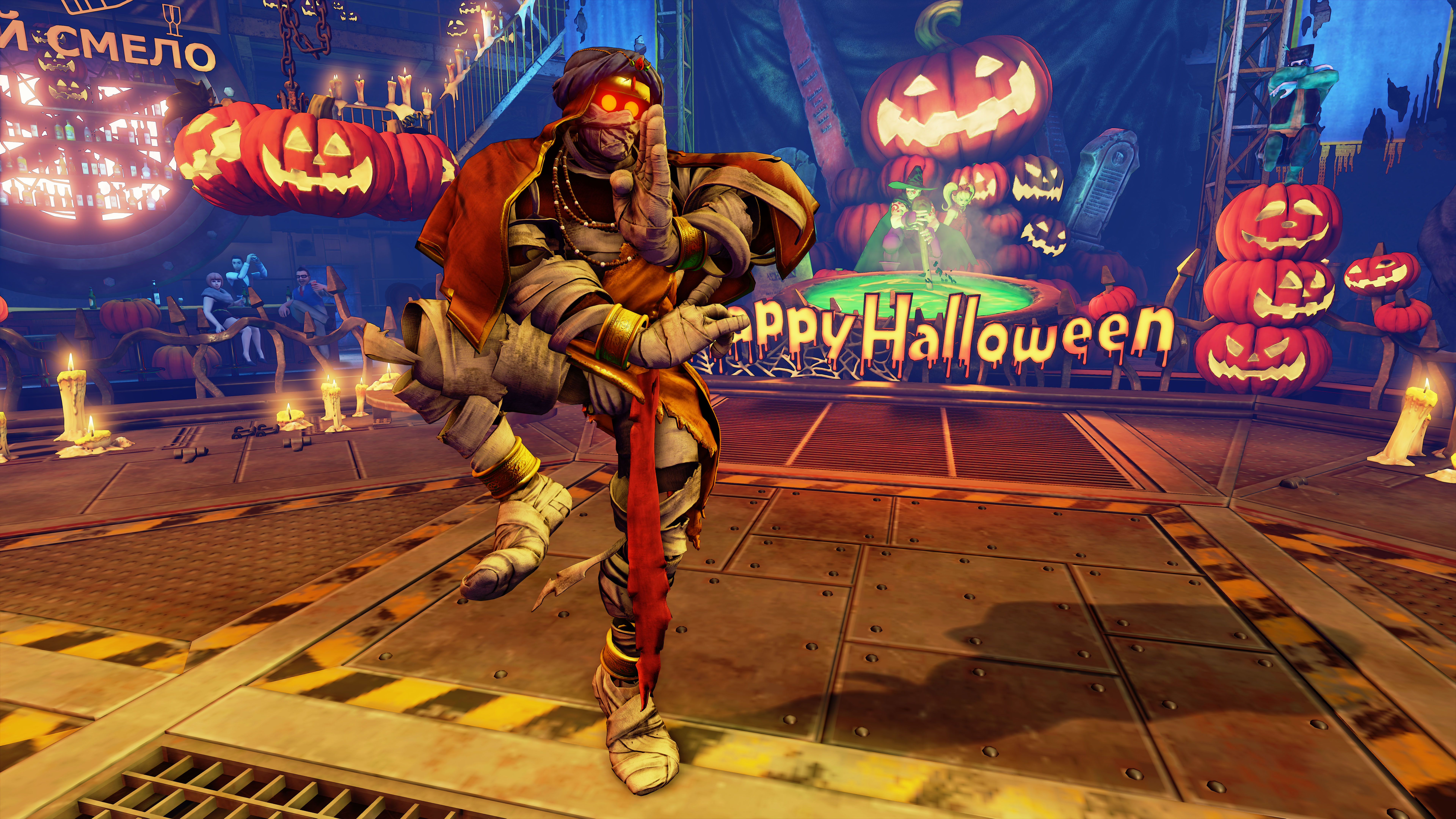 Two New Street Fighter 5 Characters Added in Season 3