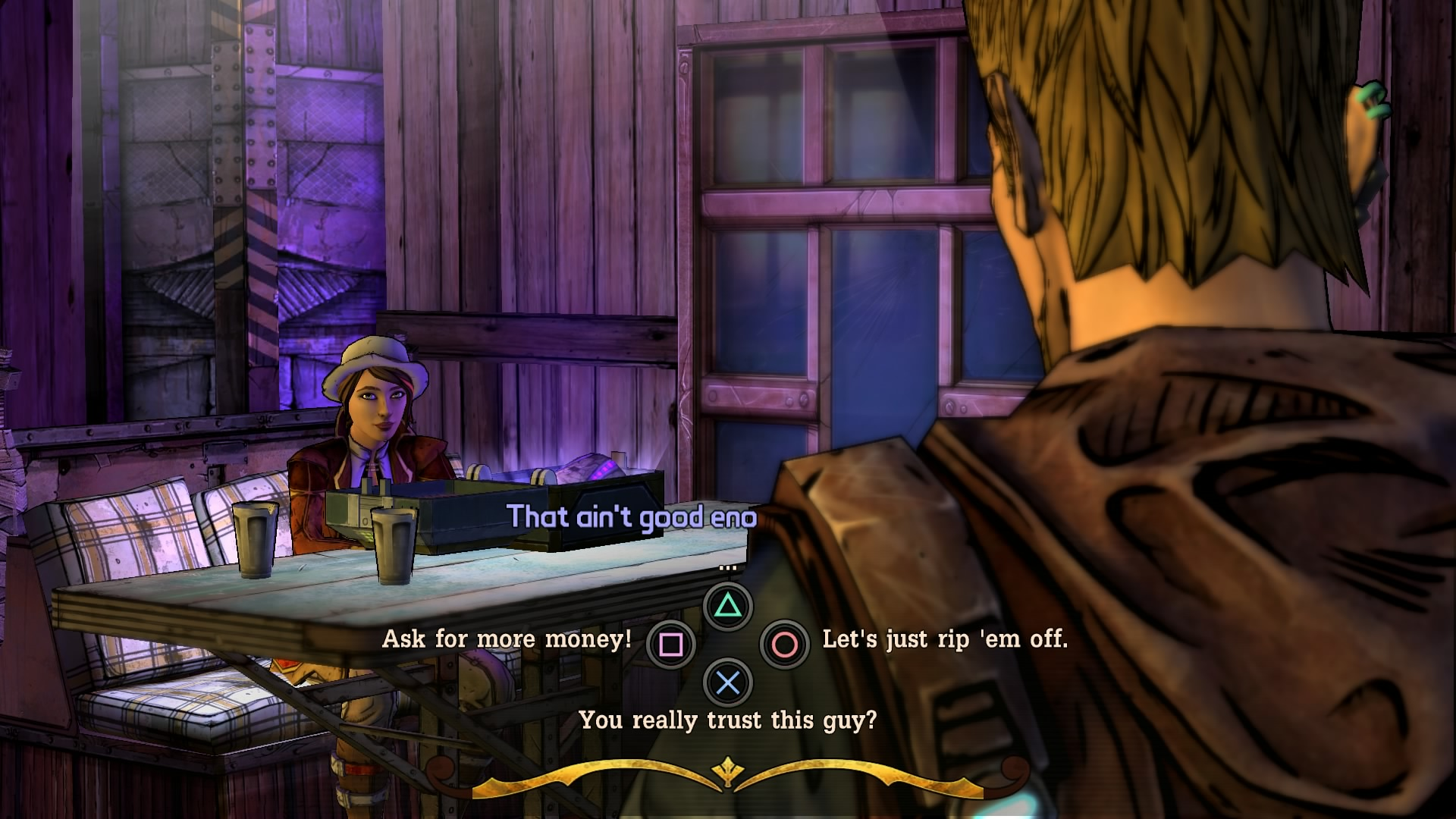 Tales from the Borderlands Ep. 1: Zer0 Sum