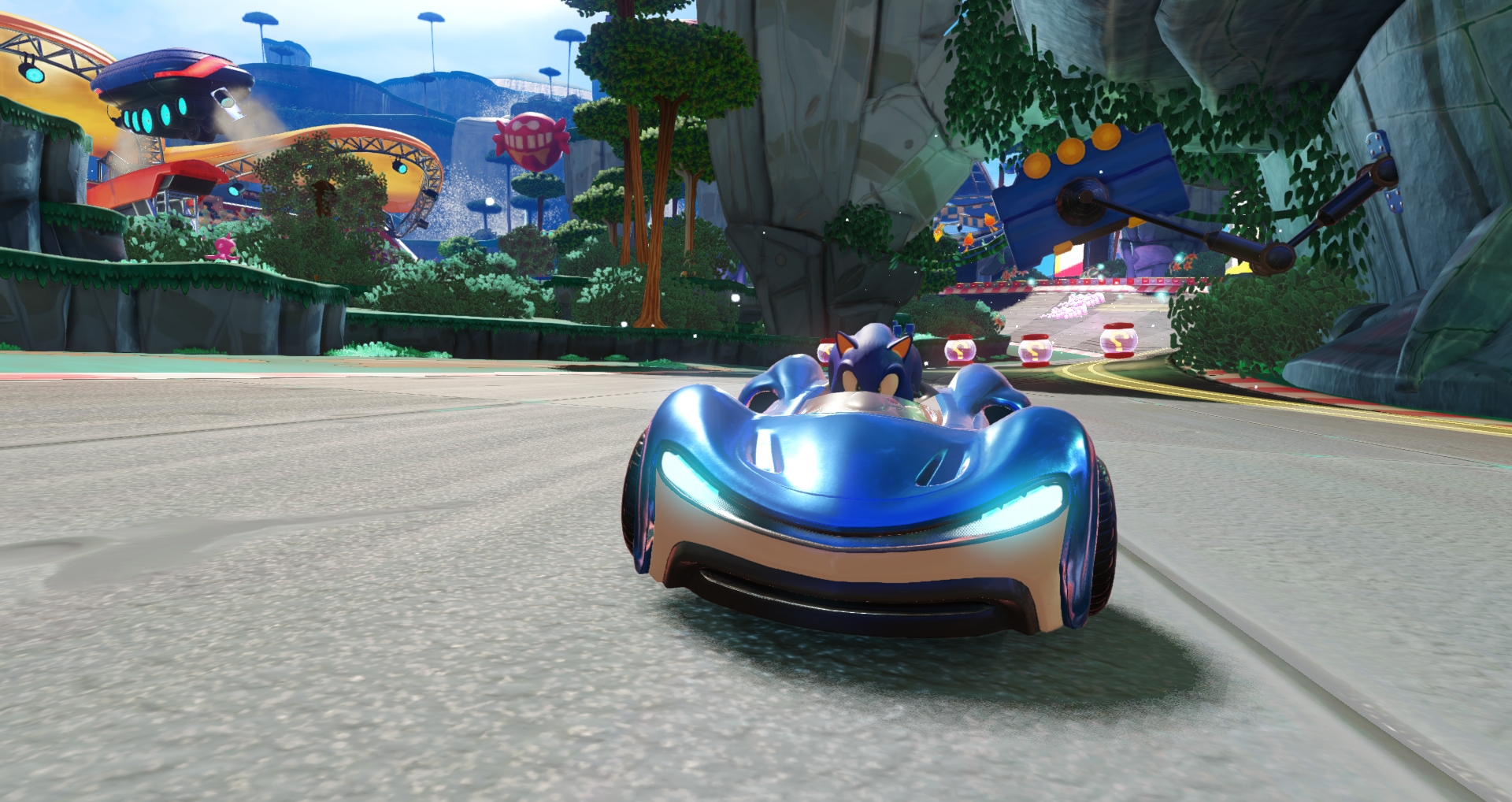 Team Sonic Racing Screenshots