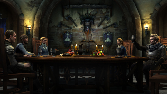 Telltale's Game of Thrones Episode Four: Sons of Winter
