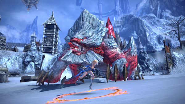 TERA PS4 Release Is Finally Here