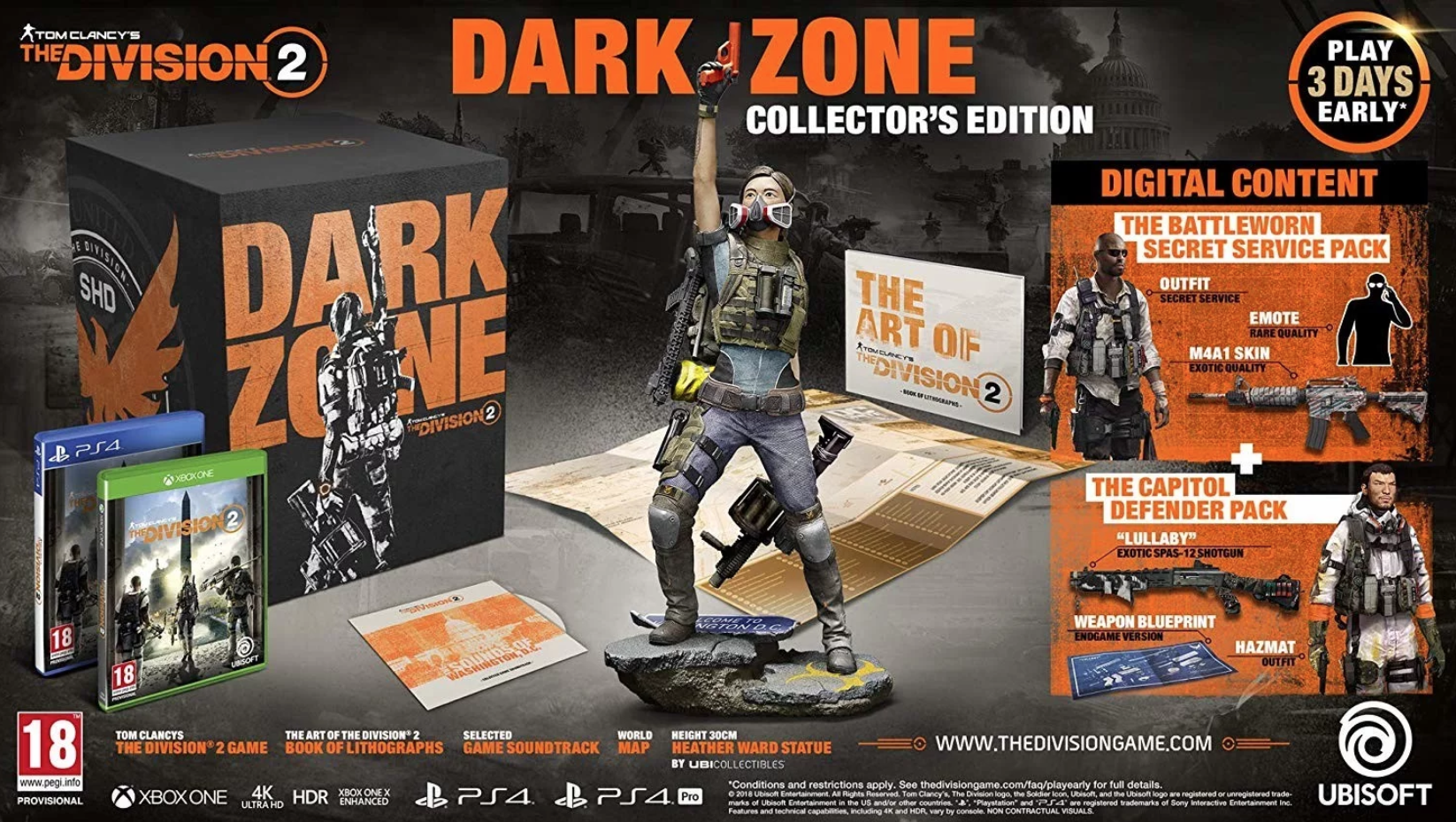 The Dark Zone Edition