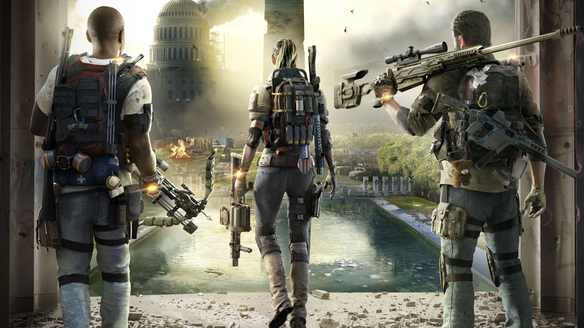 What's The Division 2?