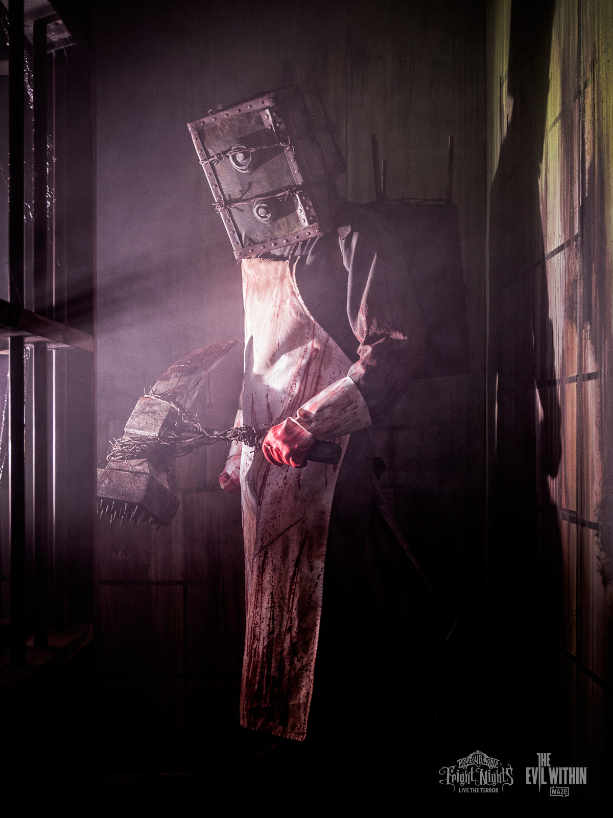 The Evil Within Maze to Bring Bethesda's Upcoming Video ...