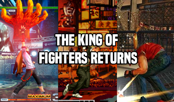 The King of Fighters Returns