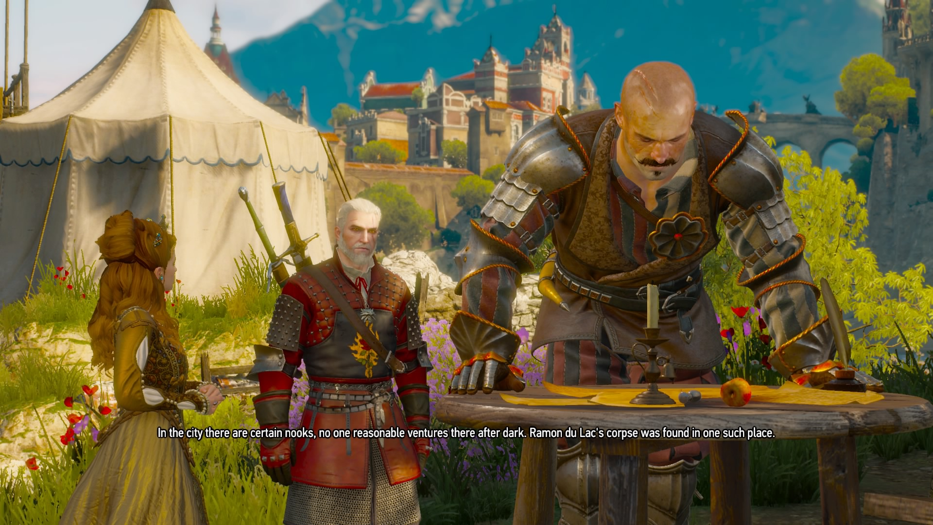 The Witcher 3 Blood and Wine Review