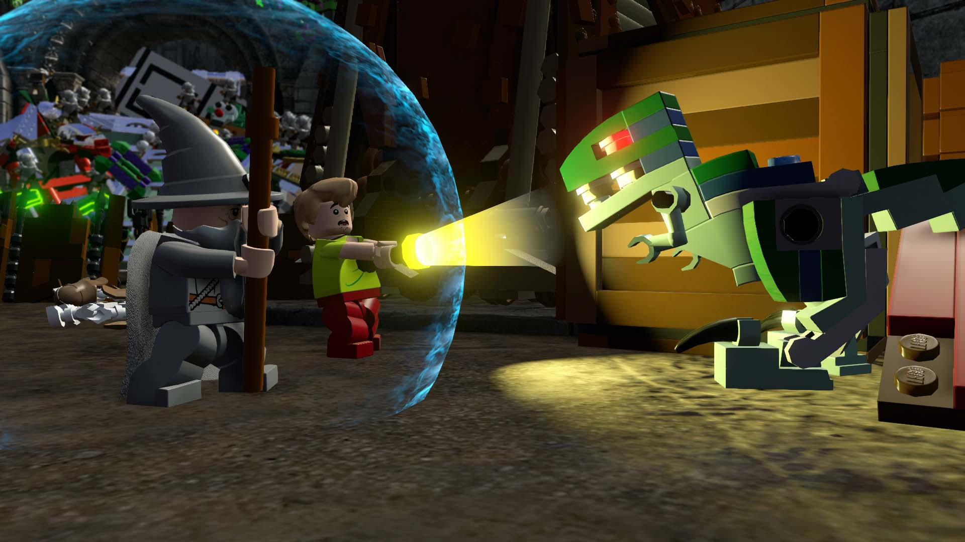 Business Plan - LEGO Dimensions