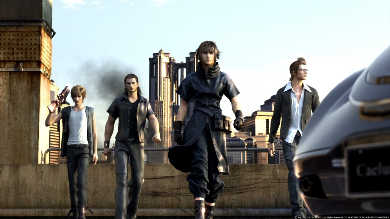 Final Fantasy XV (PS4) - September 30, 2016