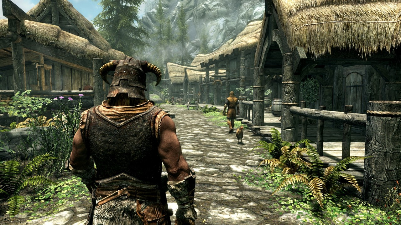 The Elder Scrolls V: Skyrim Special Edition (PS4) - October 28, 2016