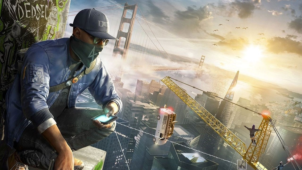 Watch Dogs 2 (PS4) - November 15, 2016
