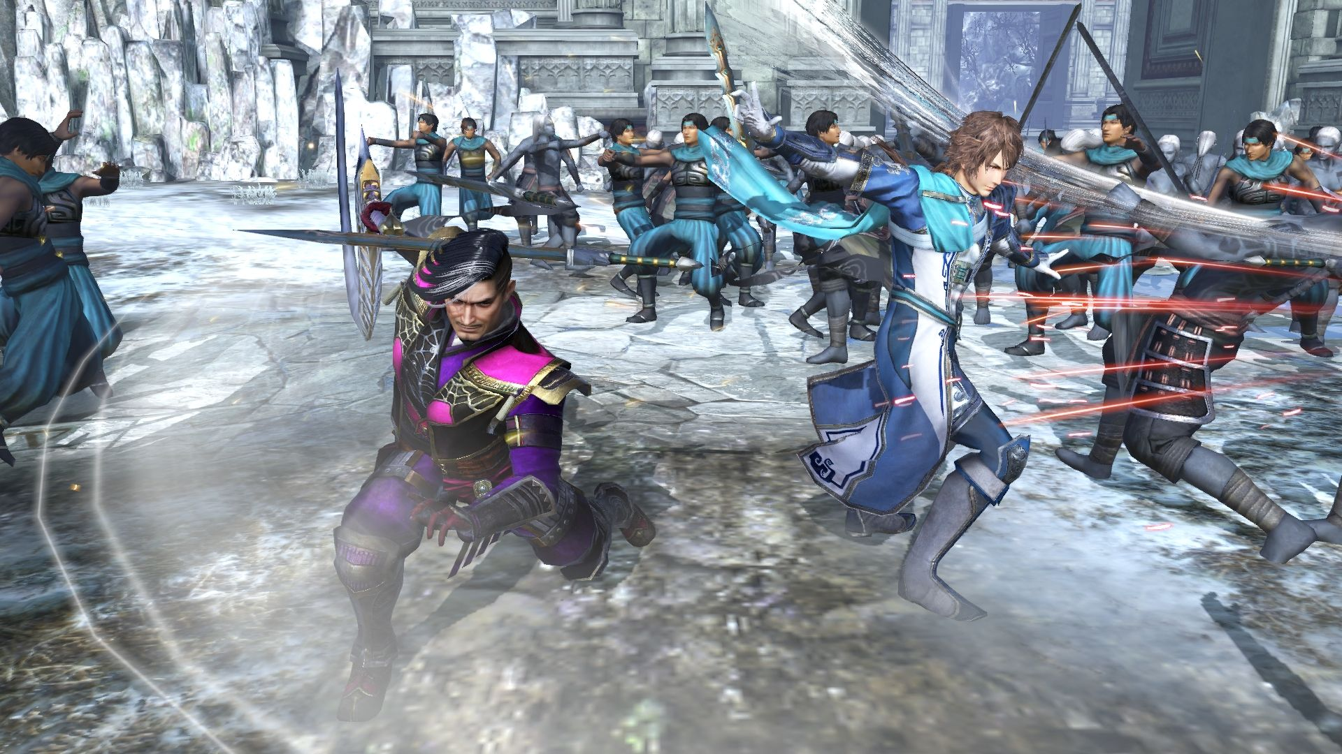 warriors orochi 4 5