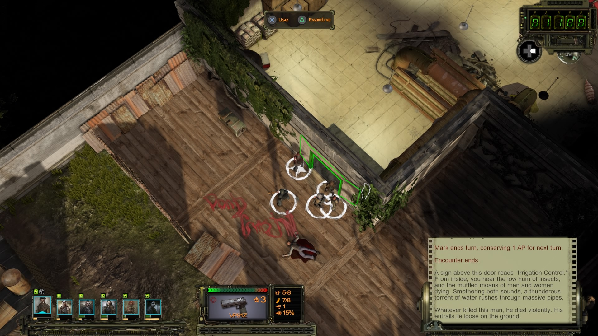 Wasteland 2: Director's Cut Review Gallery
