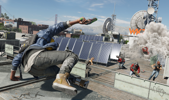 Watch Dogs 2 E3 Hands-on Preview