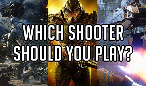 Shooter Showdown 2016 – Which Should You Play""