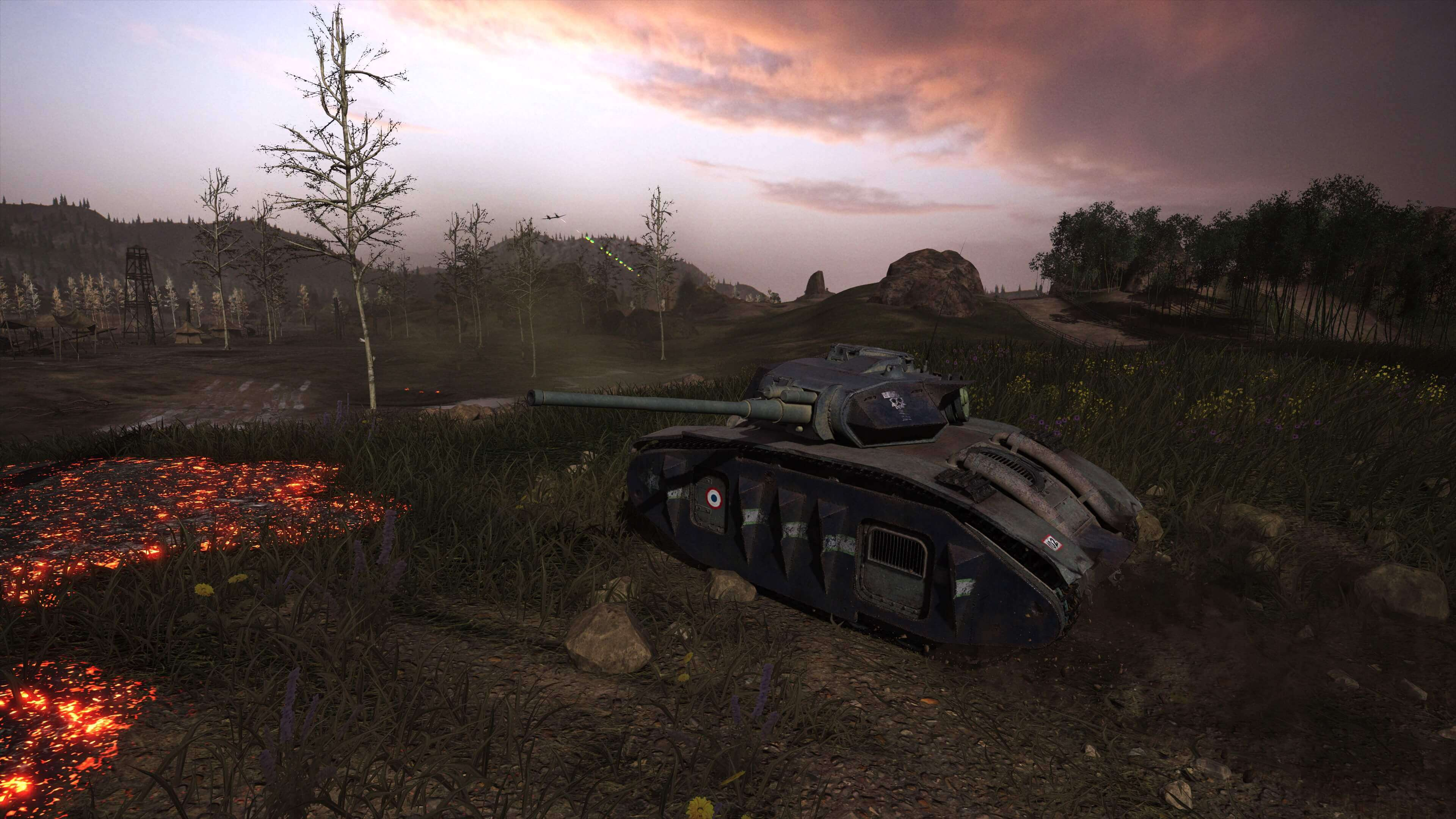 World of Tanks: Mercenaries Deadbolt